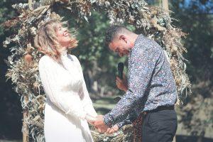 Susie Figgin Byron Bay Wedding Ceremony