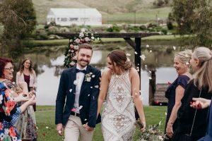 Byron Wedding Ceremony