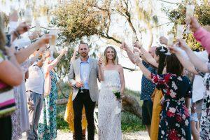 Susie Figgis Wedding Ceremony