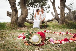 Susie Figgis Byron Bay Wedding Ceremony