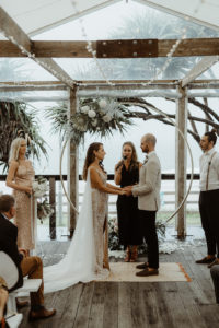 Sacred Wedding Ceremony in Byron Bay